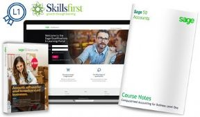Skillsfirst Award in Computerised Accounting For Business Level 1